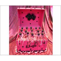 Cofre Ceremonial 15 Con Souvenirs Tubo Pergamino