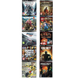 Pack De 10 Juegos Digitales Orig. Para Ps3 Local A La Calle