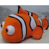 Muñeco Buscando A Nemo Disney Pixar Hasbro Original A Pilas