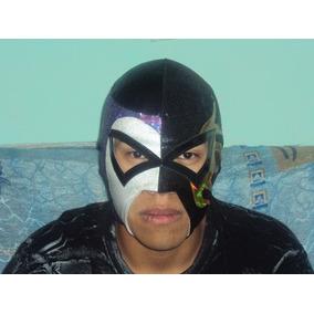 Mascara De Luchador Hijo Del Fantasma Adulto Autografiada