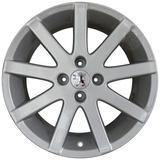 Llanta Aleacion Pitlane Rodado 17 Peugeot 206 207 307 308