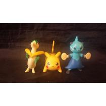 Figuras Pokemon Mcdonalds Serie Black White 2012
