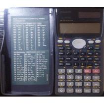 Calculadora Cientifica Casio Fx-991ms 401 Funciones