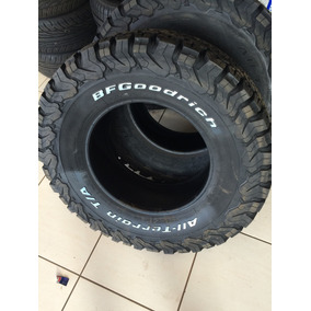 Pneu Bf Goodrich 265/70 R16 121-118s All Terrain