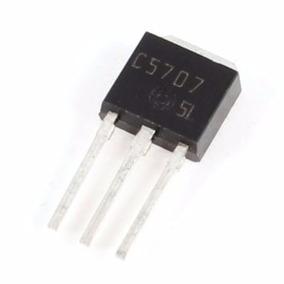 C5707 5707 Npn Transistor Epitaxial Planar To251 100v 8a P5