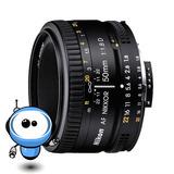 Lente Nikon 50mm F/1.8d Para Camara - N U E V O S + Garantia