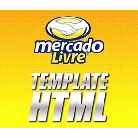 Anúncios Profissionais No Mercadolivre: 64 Templates Html
