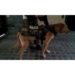 Chaleco Tactico Canino
