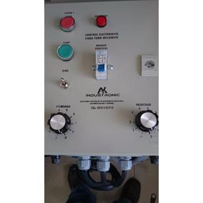 Control Para Toro Mecánico 2 Motores De Dc Un Solo Giro