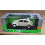 Volkswagen Escarabajo Welly Escala 1:18