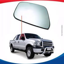 Vidro De Porta Dianteiro Direito Para Ford F-250 4p 98/12