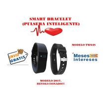Pulsera Inteligente , Smart Band Negro + Envio Gratis +msi