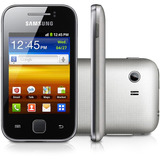 Samsung Galaxy Y S5360 Internet 3g, Camera, Gps E Android