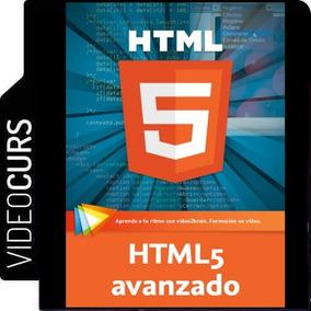 Html5 Avanzado Aprende Crear Aplicaciones Web 2.0 Video Curs