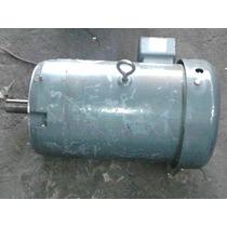 Motor Electrico,5 Hp 1160 Rpm Seminuevo A Un Super Precio