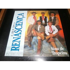 Lp Grupo Renascença - Sina De Campeiro, Seminovo C/ Encarte