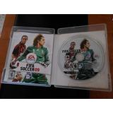Fifa Soccer 09 Ps3 Recibo Cambio X Juego Game Cube