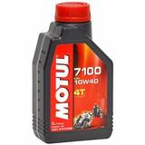 Aceite Motul 7100 10w40 Alta Gama - Motoscba
