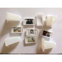 Kit C/ 100 Monóculo+fotos Casamento-aniversario-convites