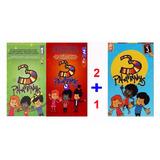 Dvd 3 Palavrinhas Infantil Volume 1,2 & 3 ( Original ) Novo