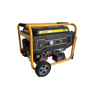 Generador O Planta De Luz Gasolina 6500w 110/220v 13hp