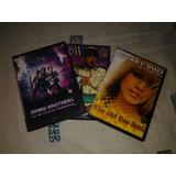 Dvds Conciertos Justin Bieber, Hilary Duff, Jonas Brothers