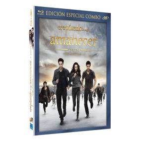 Crepusculo La Saga Amanecer Parte 2 Twilight Blu-ray + Dvd