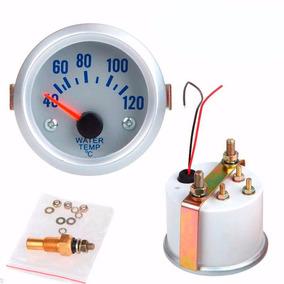 Manometro Relogio Medidor Temperatura De Água, C/ Sensor