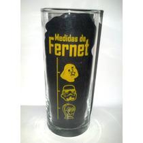 Vaso Fernetometro Diseño Original Star Wars Cumpleaños 18