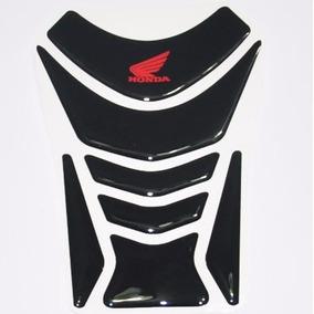 Protetor Tanque Tankpad Black Relevo Moto Honda Cg Fan 125