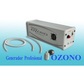 Generador De Ozono Profesional Ozono 3g Tec Pro