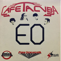 Cd Cafe Tacuba Eo Promo Usado