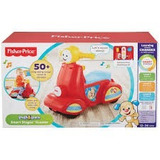 Aprender & Brincar - Moto Scooter - Fisher Price Cgt14