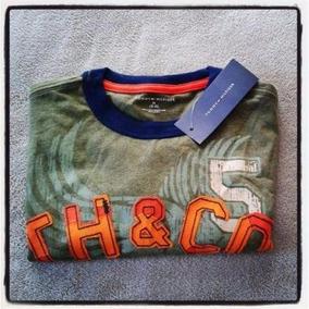 Camiseta Infantil Tommy Hilfiger Original !