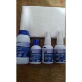 Kit Cristalizador Limpa Vidros Anti Embaçante E Aditivo Gm