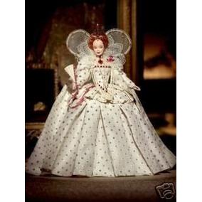 Juguete Barbie Collector # B3425 Queen Elizabeth