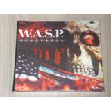 Cd W.a.s.p. - Dominator 2007 (inglês Digipack Capa 3d) Wasp
