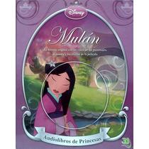 Mulán Cuento Con Audiolibro Princesas Disney