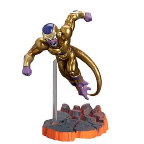 Goden Freeza Action Figura Dourado Dragon Ball Pronta Entreg