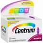 Vitamina Centrum Mulher 120 Capsulas Direto Estados Unidos