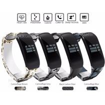 Reloj Inteligente Ritmo Cardiaco Bluetooth Natacion Pulsera