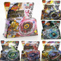 Beyblade 4d Masters Fusion Metal!
