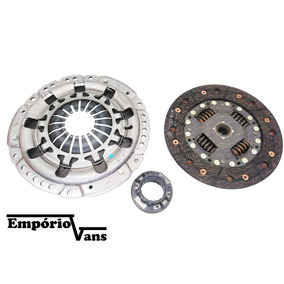 Kit Embreagem Pick-up Corsa 1.6 Mpfi 98 99 2002 2003 Luk