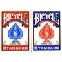 1 Mazo De Cartas Poker Bicycle Standar 1 Mazo Azul O 1 Rojo