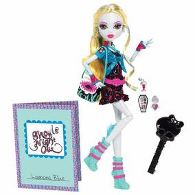 Boneca Monster High Balada Monstro Lagoona Blue Mattel