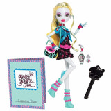 Boneca Monster High Balada Monstro Lagoona Blue Mattel