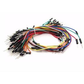 Fios/jumpers P/ Projetos Eletrônicos Com Protoboard Arduino
