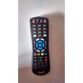 Controle Remoto Hd Claro Tv Via Embratel Novo Frete Grátis