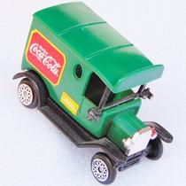 Brinquedo Carrinho Da Coca Cola Calhambeque Caminhão Coleção
