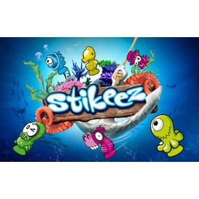 Bonecos Ickee Stikeez - A Mania Europeia Chega No Brasil!